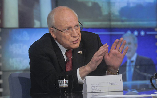 Dick Cheney's Creepy Torture Bravado