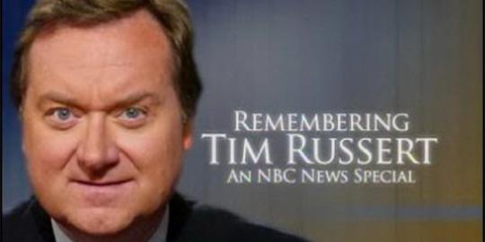 Tim Russert Memorial