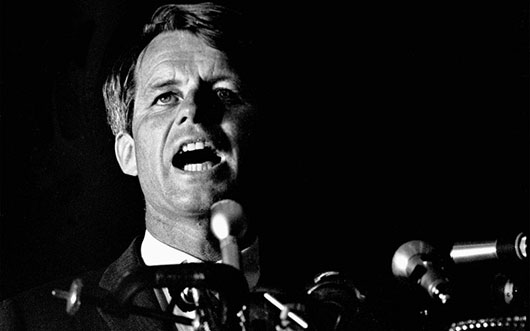 What Bobby Kennedy Would Say To Trump