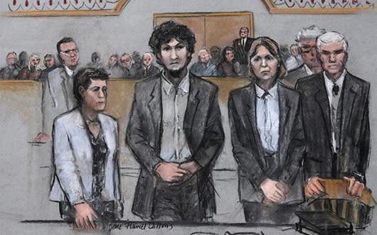 Dzhokhar Tsarnaev: A Death Deserved