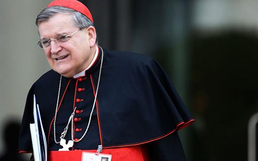 Meet Cardinal Raymond Burke, Catholicism's Most Offensive Mansplainer