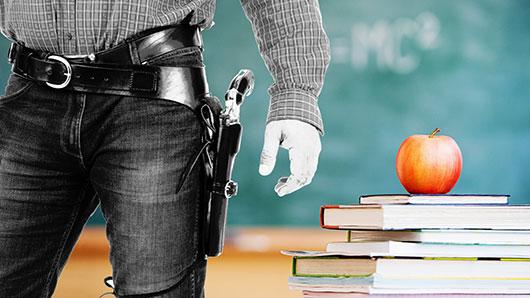 Teachers Belong in Classrooms, Teaching
