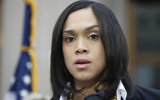 When Marilyn Mosby's Cousin Was Killed