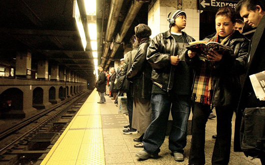 The Heroes And Villains Of Subways